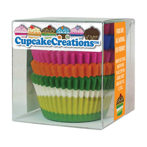 Rainbow Baking Cups [80pcs]