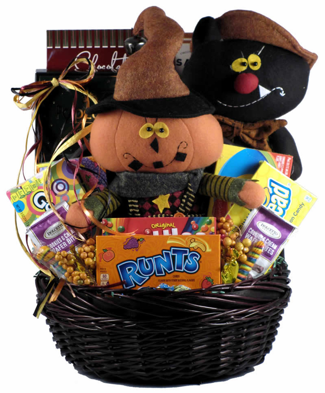 Scary Fun Gift Basket