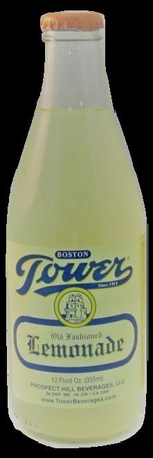 Tower Lemonade in 12 oz. glass bottles for Sale at SummitCitySoda.com