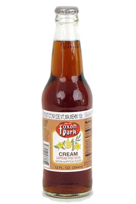 Foxon Park Cream Soda - 12 pack
