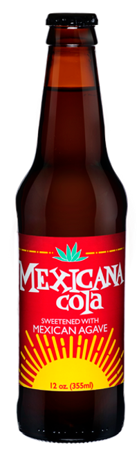 Mexicana Cola in 12 oz. glass bottles for Sale