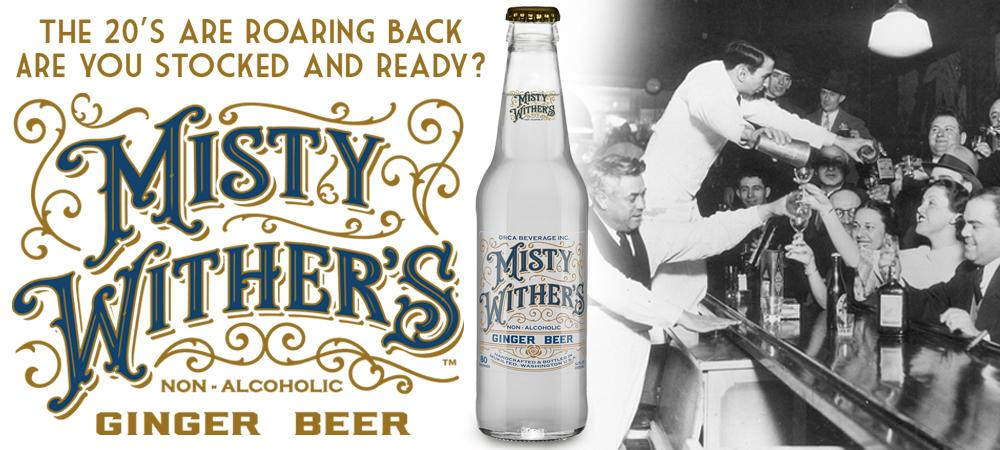 Mist Withers Ginger Beer from SummitCitySoda.com
