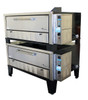 Peerless Ovens CW200PESC 2 Deck Gas Pizza Oven