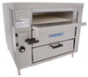 Bakers Pride GP51 Hearthbake Series Commercial Countertop Deck Gas Pizza & Baking Oven