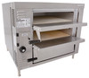 Bakers Pride GP51 Hearthbake Series Commercial Countertop Deck Gas Pizza and Baking Oven