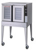 """Blodgett Zephaire-100-G Single (or Double) Deck Stainless Steel Full-Size Standard Depth Gas Convection Ovens 