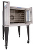 Bakers Pride GDCO-E1 Full-Size Electric Commercial Convection Pizza Oven