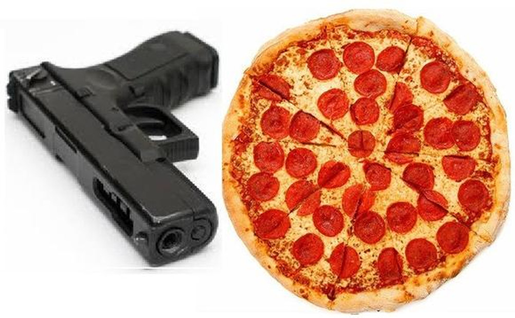 Gun Owners Receive Discount on Pizza
