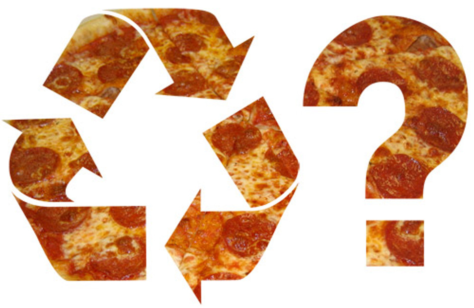 The Pizza Box Recycling Debate