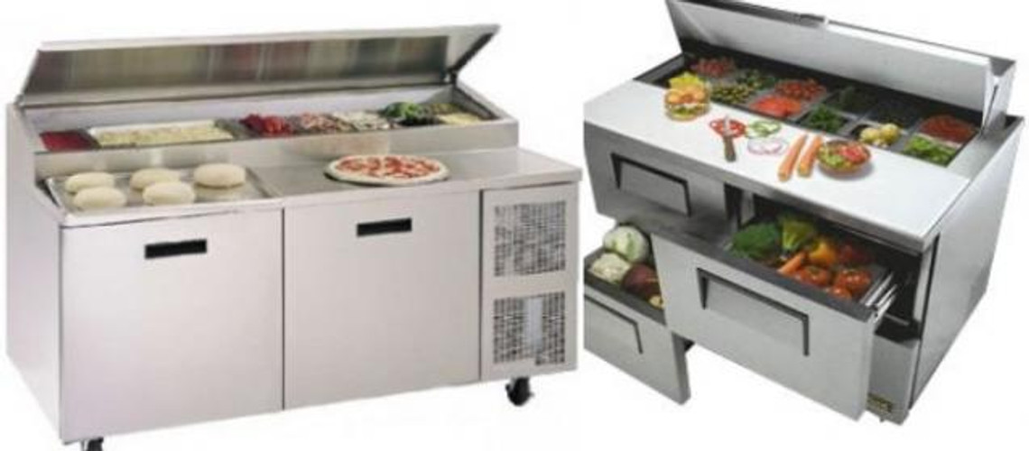 Guide to Purchasing: Refrigerated Prep Tables