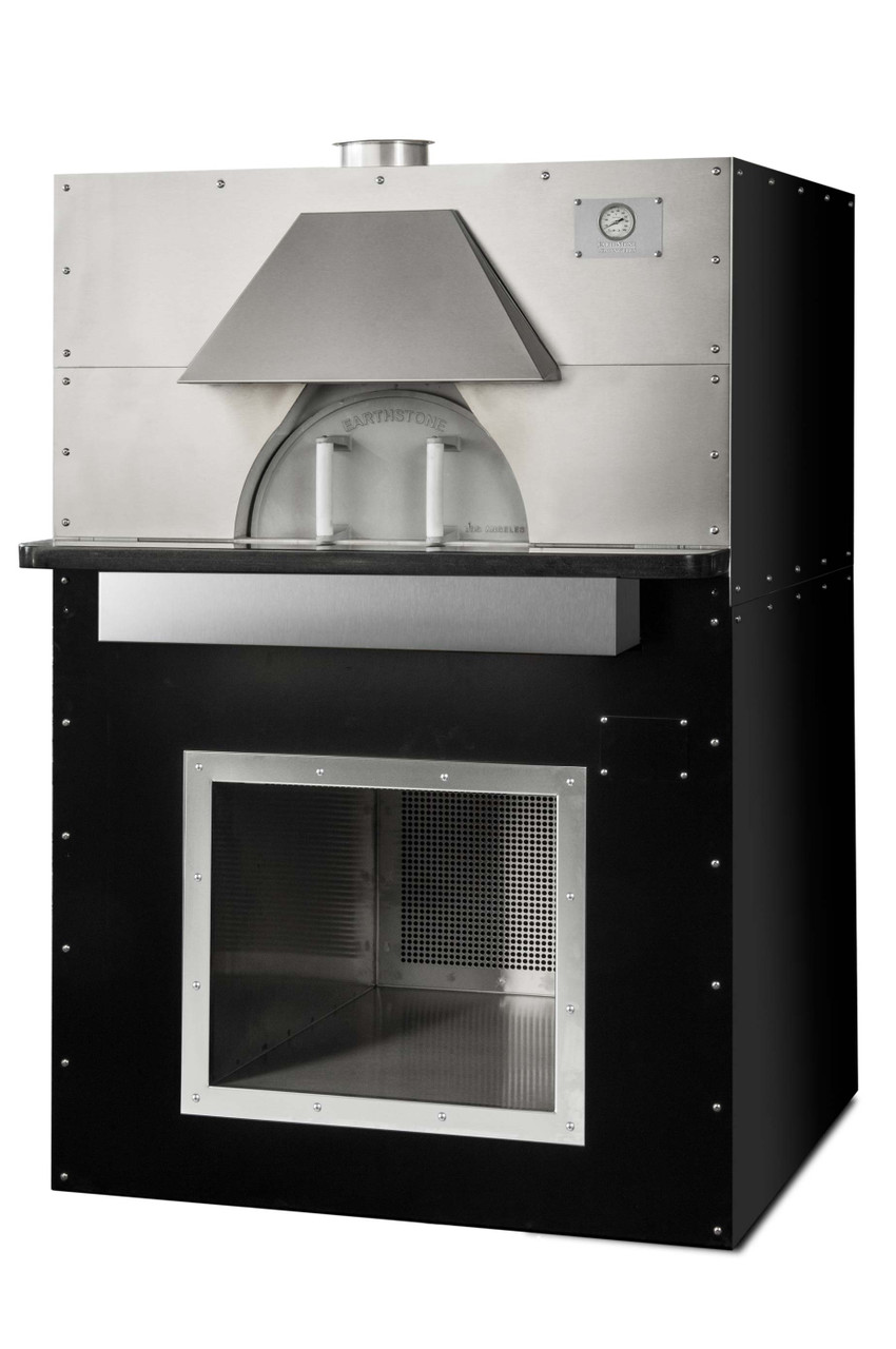 Earthstone Cafe Pa Pre Assembled Wood Fired Commercial Pizza Ovens With Pierre De Boulanger Bake
