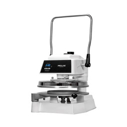 """Proluxe DP1100M Endurance X1M Countertop Manual Pizza Dough Presses with Optional Mold Inserts up to 16"""""""