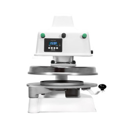 """Proluxe DP3300M Automatic Electro-Mechanical Impact X1M Countertop Pizza Dough Presses with Optional Mold Inserts up to 16"""""""