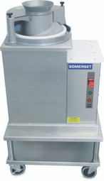 Somerset SDR-400T Heavy Duty Electric Countertop Dough Rounders / Dough Ballers with Table