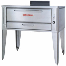 Blodgett 1048 Stainless Single Deck Gas Pizza Oven