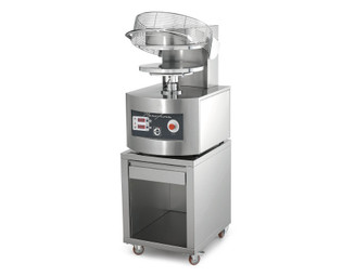 Cuppone PZF Hot PizzaForm Commercial Dough Presses | With 400/Hour Pizza Capacity (with Optional Stand)
