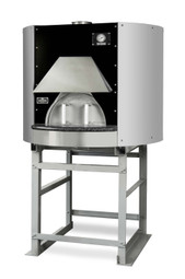 """Earthstone 90-PA Pre-Assembled Wood Fired Commercial Pizza Ovens with Pierre de Boulanger 