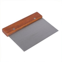 Earthstone Dough Cutter and Scraper