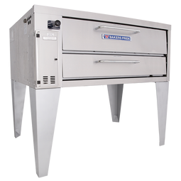 Bakers Pride Gas Deck Oven
