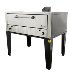 Peerless CW100P Super Size Gas Deck Pizza Oven