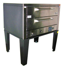 Peerless CE61PE Twin Deck Electric Pizza Oven