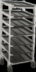 DoughXpress DXDC-5NT Dough Ball Storage Carts Without Tubs   No Tubs