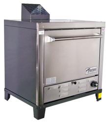 Peerless C131P - Single Door 4 Shelf Countertop Gas Pizza Oven
