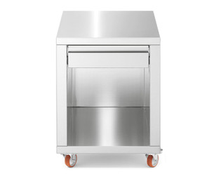 Cuppone SPZFUS/1 PizzaForm Stand | Hot Pizza Forming Machine Support
