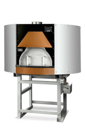 Earthstone 130-PAGW Pre-Assembled Gas/Wood-Fired Pizza Oven