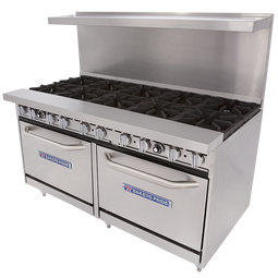 Bakers Pride 60-BP-10B-S26 Restaurant Series Range