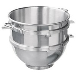 Alfa Int'l Hobart L140 SSBW 140 Quart Stainless Steel Mixer Bowl For Legacy Mixers