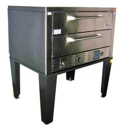 Peerless CE61BE - 1 Twin Deck 1 Control Electric Bake Oven