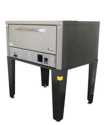 Peerless CE43BESC Triple Deck Bake and Roast Electric Pizza Oven