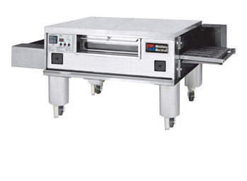 """Middleby PS570G-CO PS570G Cavity Only Gas Fired Impingement Plus Conveyor Ovens with 70 inch Long Cooking Chamber and 32"""" Wide x 106"""" Long Conveyor Belt 