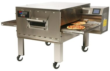 "Middleby PS640E-CO PS640E Cavity Only Electric WOW! Impingement Plus Commercial Conveyor Ovens with 40.5 inch Long Cooking Chamber and 32""W x 76.5""L Conveyor Belt 