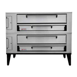 Marsal SD-660 Stacked Gas Pizza Deck Oven