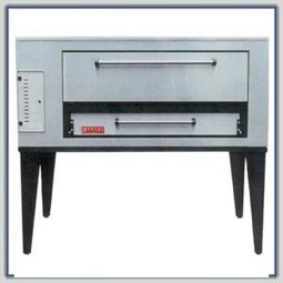 Marsal SD-1060 Single Deck Gas Pizza Oven