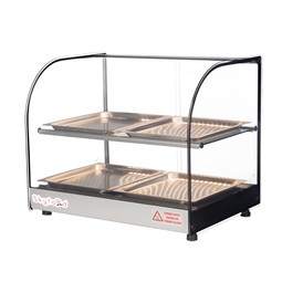 Skyfood FWDC2-22-4P Food Warmer Display Case