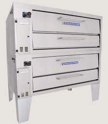 Bakers Pride 452 Superdeck Series Gas Pizza Oven