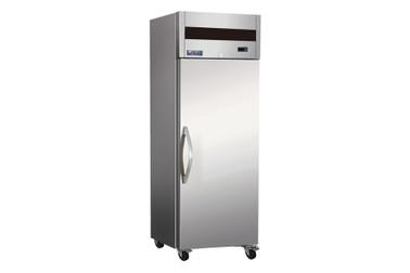 Ikon IT28F One Section Single Solid Door Stainless Steel 23 cu.ft. Top Mount Reach-In Freezer
