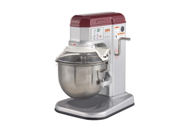 Axis AX-M7 7 Qt (Quart) Capacity Countertop Gear Driven Commercial Planetary Mixer by MVP Group Corp