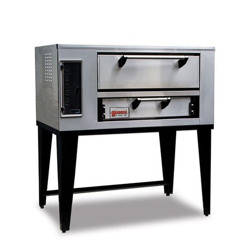 Marsal SD-1048 Single - SD 4 Pie Series Gas Deck Pizza Oven
