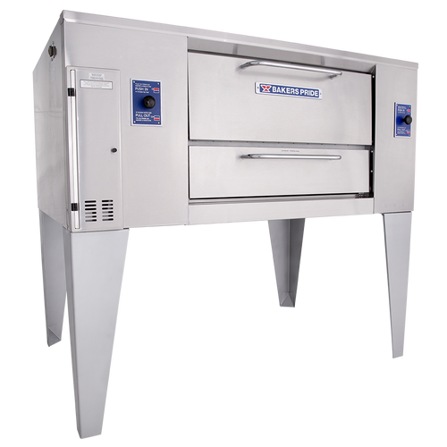 Bakers Pride D-125 Gas Deck Oven