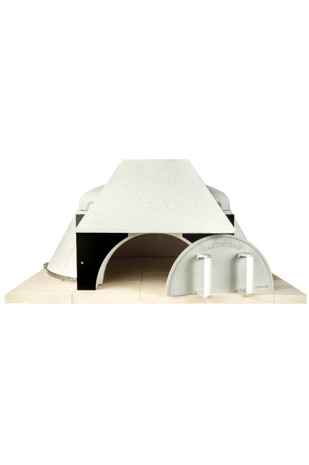 """Earthstone Model 110 Modular Wood Fired Commercial Pizza Ovens with Pierre de Boulanger 