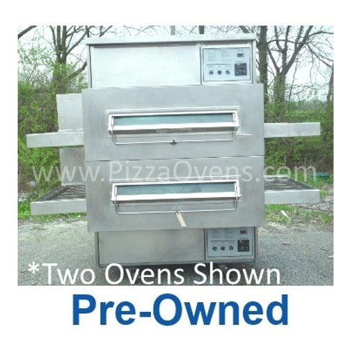 Middleby Marshall PS-360 Pre-Owned Conveyor Pizza Oven