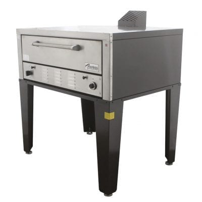 pizza ovens deck
