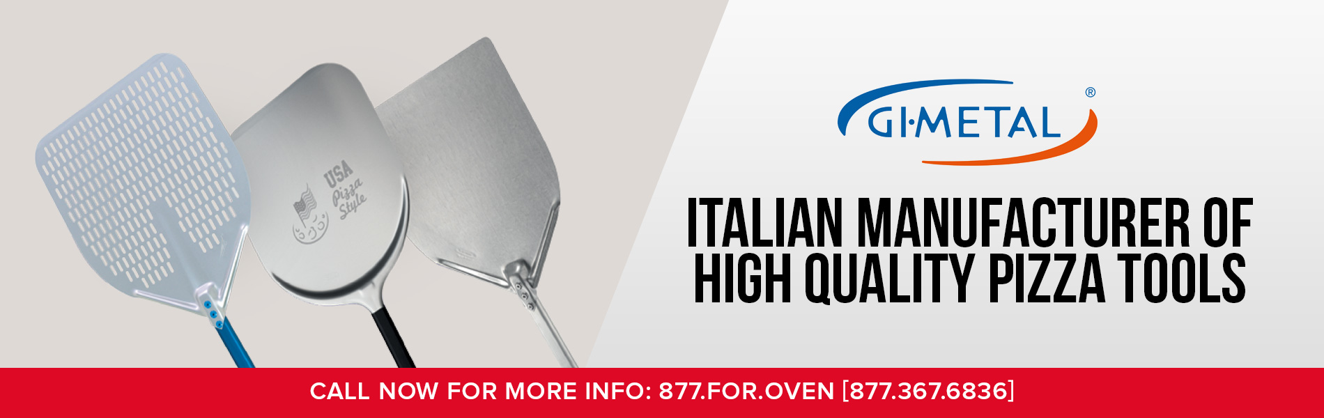 Glmetal Pizza Oven