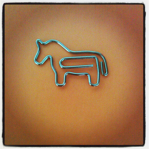 Animal Paperclips (Horse 20 pieces)