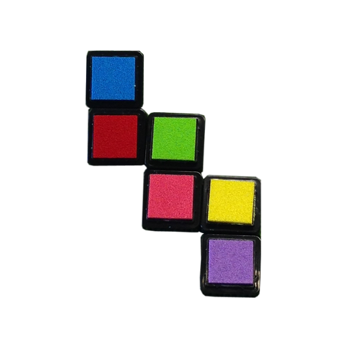 Ink pad (6 color)