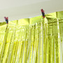 Foil Curtain in Gold / Silver 1m 2m Long